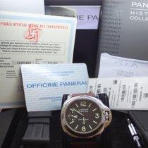 Panerai Luminor Marina Logo PAM005 2006 LC 100 B-P