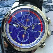 Louis Moinet Geograph Blue Dail Limited 30 pieces