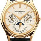 Patek Philippe PERPETUAL CALENDAR MOON PHASE YELLOW GOLD 5140J