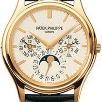 Patek Philippe PERPETUAL CALENDAR MOON PHASE YELLOW GOLD 5140J