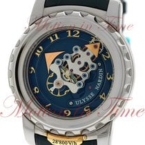 Ulysse Nardin Freak II 28'800 V/h, 7-day Carrousel...