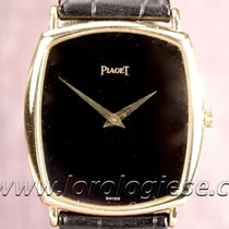 Piaget Tank Tonneau Ultra-platte Very Thin Gold Watch Cal. 9p2