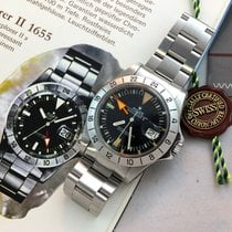 "Rolex Explorer II  Steve Mc Queen ""MK I  Straight Hand&#34..."