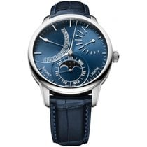 Maurice Lacroix Masterpiece Lune Retrograde MP6528-SS001-430-1