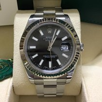 Rolex DateJust II Dial Black