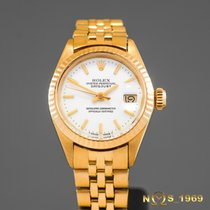 Rolex President  Datejust 18K GOLD 6917 Automatic Lady