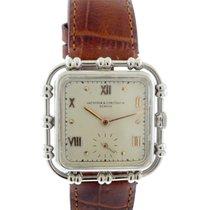 Vacheron Constantin 18K White Gold Vintage Wristwatch