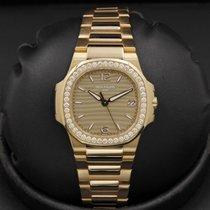 Patek Philippe - 7010/1R - Rose Gold - Ladies - Nautilus -...