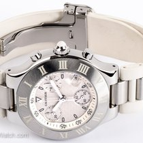 까르띠에 (Cartier) - Must 21 Chronoscaph : W10184U2