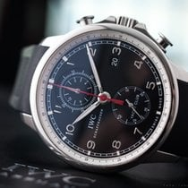 IWC Portuguese Yacht Club Flyback Chronograph Automatic Watch