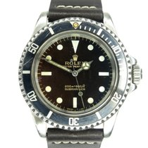 Rolex Submariner 5513 Gilt Tropical dial