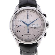 Baume & Mercier Clifton 43 Chronograph Day Date