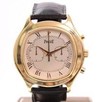 Piaget Emperador 18K Gold Chronograph