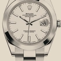 Rolex Datejust  41 mm, steel