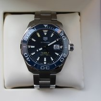 TAG Heuer Aquaracer 43 Automatic Blue Dial Calibre 5