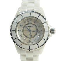香奈儿 (Chanel) J12 J12 Ceramics - Steel White Quartz H2422