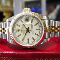 Rolex Oyster Perpetual Datejust Gold & Stainless Steel...