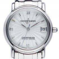 Ulysse Nardin San Marco Chronometer Stahl Automatik Armband...