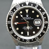 Rolex GMT-Master 16700 m. Box aus 1988 (Europe Watches)