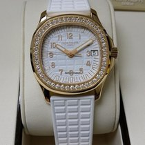 Patek Philippe 5068R Ladies Aquanaut White Dial 2013 Version...