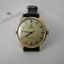 Omega seamaster gold plated original dial automatic