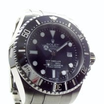 Rolex Sea Dweller Deep Sea PVD DLC Black LC 100