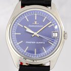 Jaeger-LeCoultre Master-Quartz blue Dial very rar Cal 352...