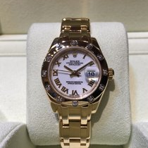 Rolex Pearlmaster 29mm Yellow Gold