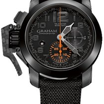 Graham Chronofighter Oversize Chronofighter Oversize 2CCAU.B01A