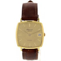Chopard Vintage 18k Yellow Gold Automatic 2033