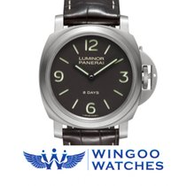Panerai LUMINOR BASE 8 DAYS TITANIO - 44MM Ref. PAM00562