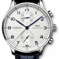 IWC Portuguese Chronograph Automatico Ref:371446
