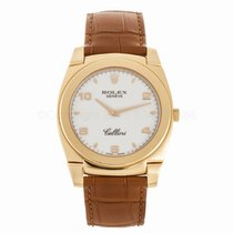 Rolex Cellini Cestello 18K Rose Gold Watch 5330 (Pre-Owned)