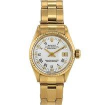 Rolex Datejust Lady en or jaune Ref : 6517 Vers 1970