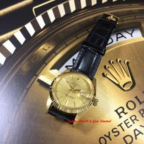 Rolex 15038 Oyster Perpetual Date 18K Yellow Gold 34mm Watch only