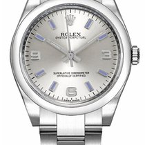 Rolex Unworn 177200- sblio Mid Size 31mm Oyster Perpetual with...