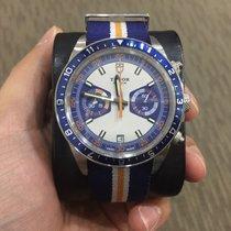 Tudor Heritage Chronograph Blue 70330