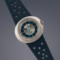 Omega Ladies Genéve Dynamic stainless steel manual wind watch