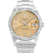 Rolex Watch Oyster Perpetual Date 15210