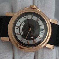 Breguet Marine 5817 Pink Gold Case Data 5817BRZ25V8