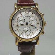 Tissot Carson Chronograph Gold Case