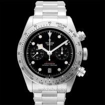 Tudor Black Bay Chrono Black Steel 41mm - 79350
