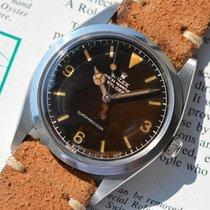"""Rolex Explorer Ref. 5504 aus dem Jahr 1959 """"Chapter Ring..."""