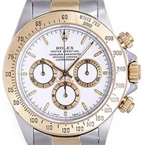 Rolex Zenith Daytona Men's Steel & Gold 2-Tone Watch...