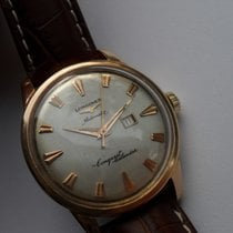 Longines Conquest Calendar Solid Gold Vintage