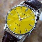 Citizen Junior Rare Japanes Made Yellow Dial Vintage 1960s...