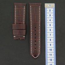 Panerai Crocodile Leather Strap 24 MM New