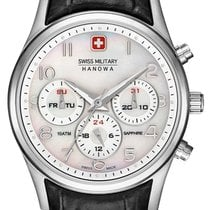 Swiss Military Hanowa 06-6278.04.001.07 Navalus Damen 36mm 10ATM