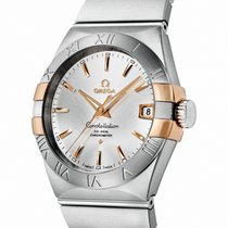 Omega Constellation Co-Axial