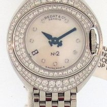 Bedat & Co No.2 Stainless Steel/Diamond  Ladies Watch